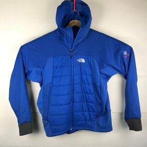 North Face Super Zephyrus Puffy Hooded Jacket
